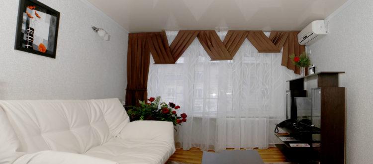 Фото и цены на одноместные номера категории Элит гостиницы Бузулук