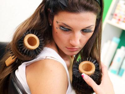 парикмахерский и косметологический кабинет